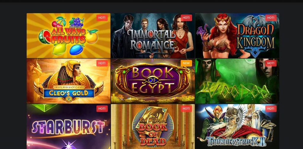 golden star slots